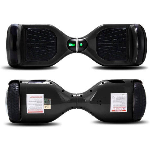 6.5 inch black led4