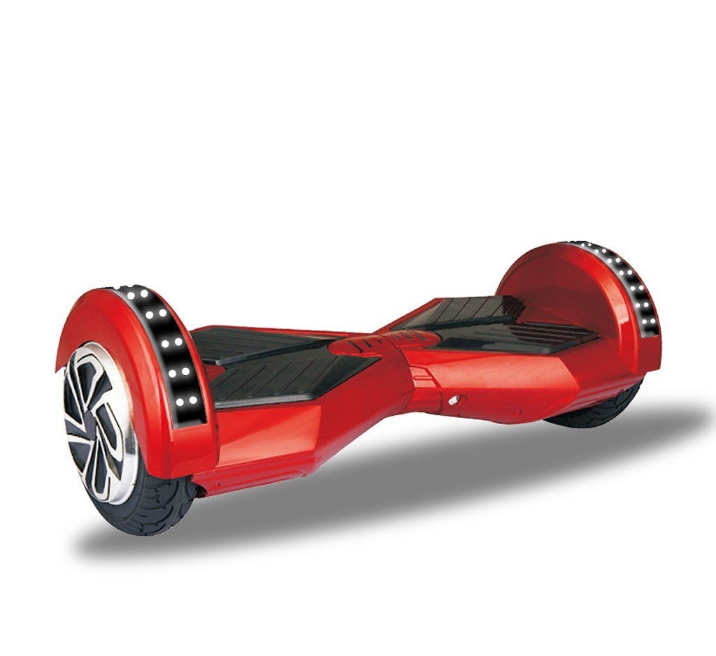 red 8 inch hoverboard uk