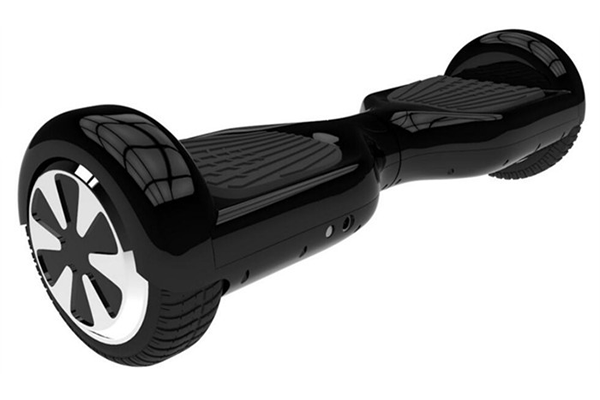 6.5 inch black smart hoverboard1