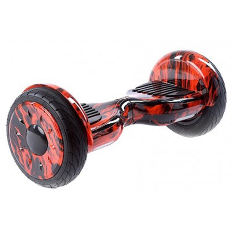 10 inch hoverboard flame