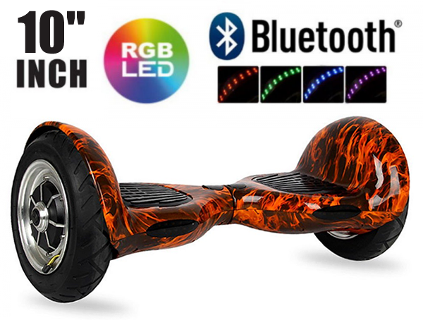 10 inch hoverboard flame1