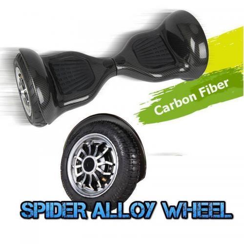 10 inch hoverboard carbon black2