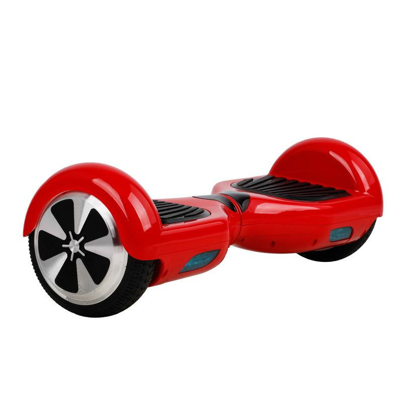 6.5 inch red smart hoverboard