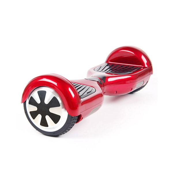 6.5 inch red smart hoverboard1