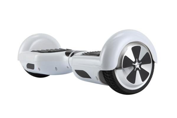 hoverboard white 2