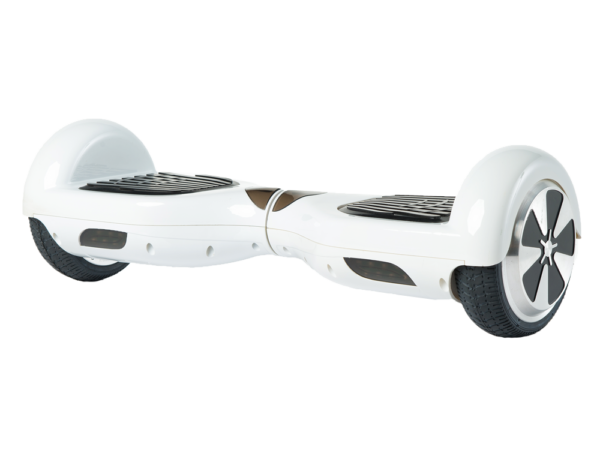 hoverboard white 3