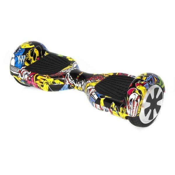 multi color hoverboard uk