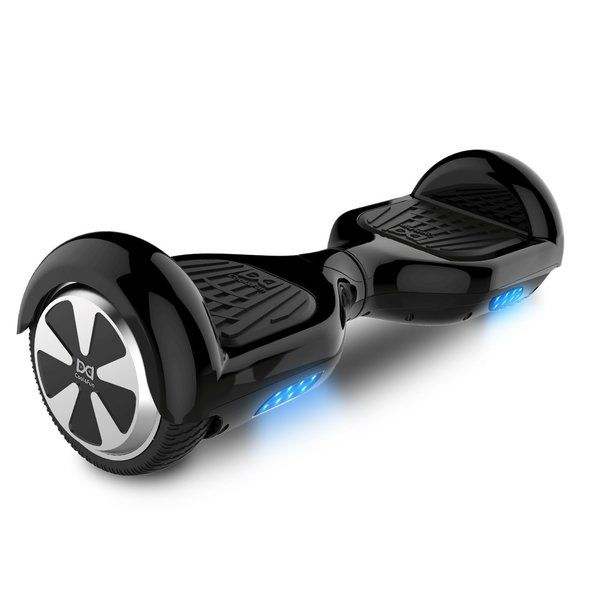 6.5 inch black smart hoverboard4