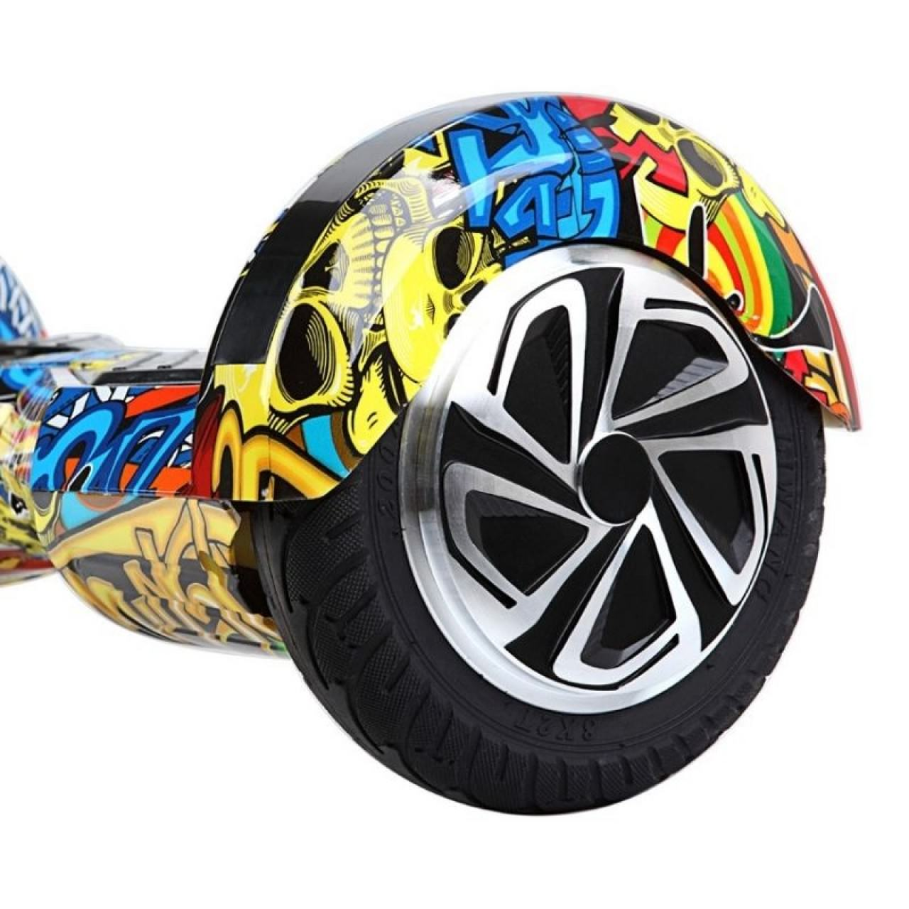 10 inch hoverboard hiphop2
