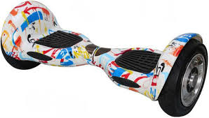 electric hoverboard 10 inch multi colour1