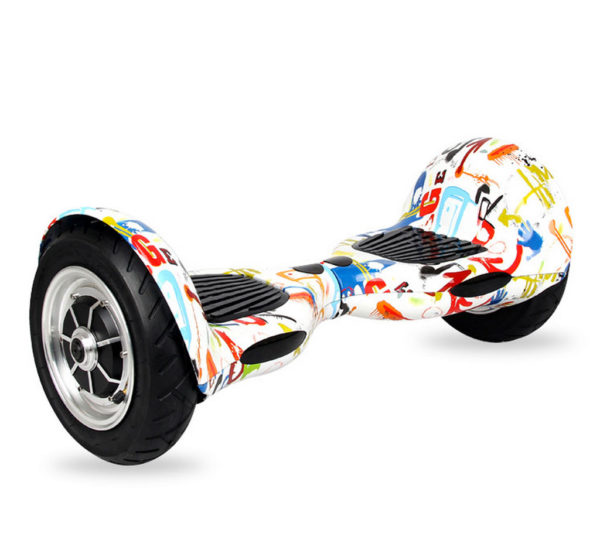 electric hoverboard 10 inch multi colour2