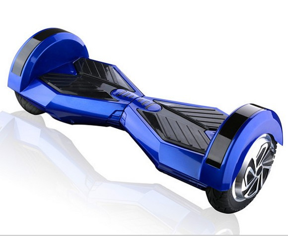 8 Hoverboards blue 1
