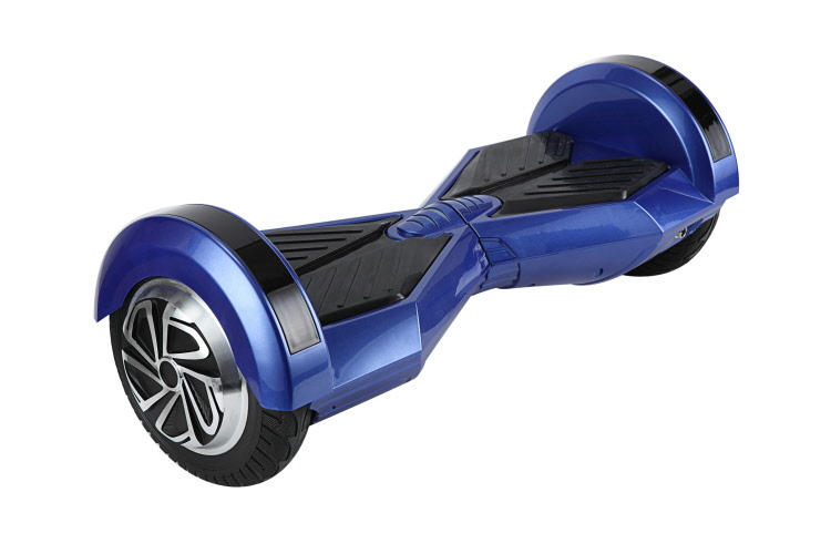 8 inch hoverboard blue1
