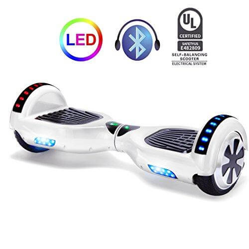 6.5 hoverboard white3
