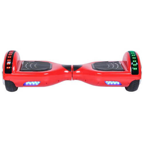 6.5 inch red hoverboard2