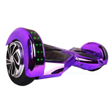 8 inch hoverboard purple1