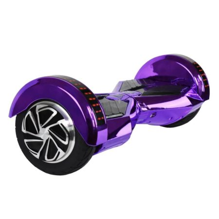 8 inch hoverboard purple2
