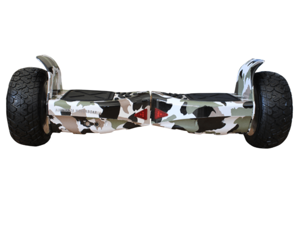 Off road hoverboard gray2