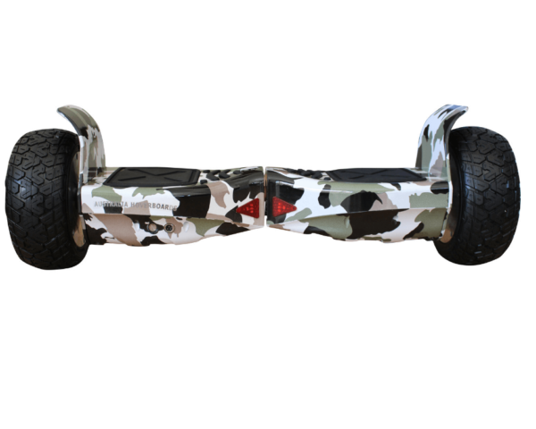 Off road hoverboard gray3